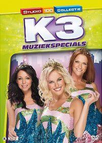 Cover K3 - Muziekspecials - Box [DVD]